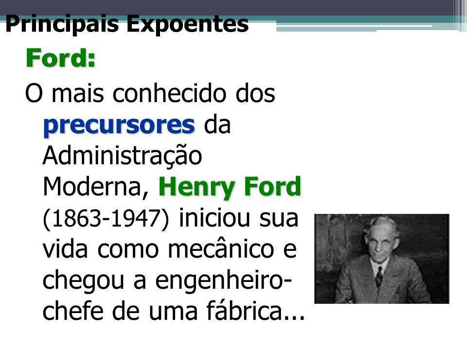 Henry Ford Henry Ford (1863-1947) de mecânico a engenheiro-chefe de uma fábrica... Empreendedor e inventivo... Gestor e referência mundial... ABORDAGE