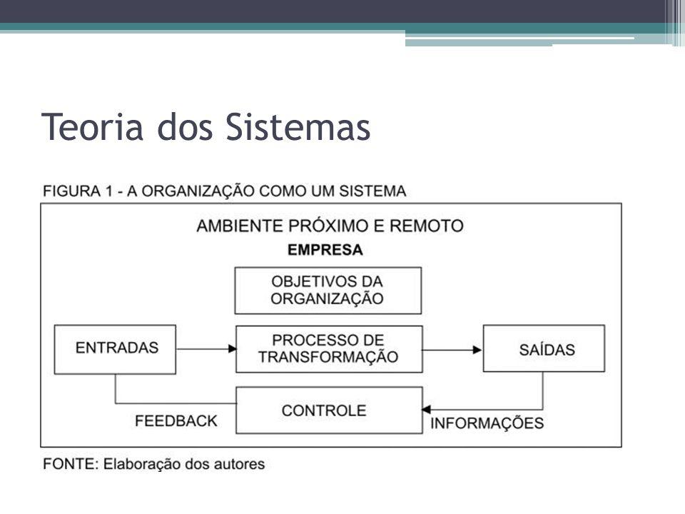 Teoria Estruturalista Anos 50 Enfoca níveis hierárquicos Recompensas salariais e materiais Análise interna e externa Diversos Tipos de Organizações Si