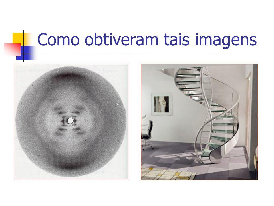 Como obtiveram tais imagens