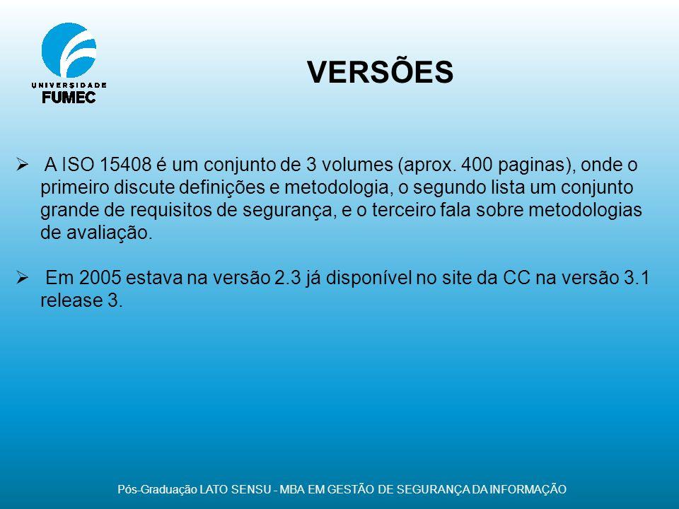 CASE - CITRIX Pós-Graduação LATO SENSU - MBA EM GESTÃO DE SEGURANÇA DA INFORMAÇÃO XenDesktop 4 Platinum edition – Quem Certificou.