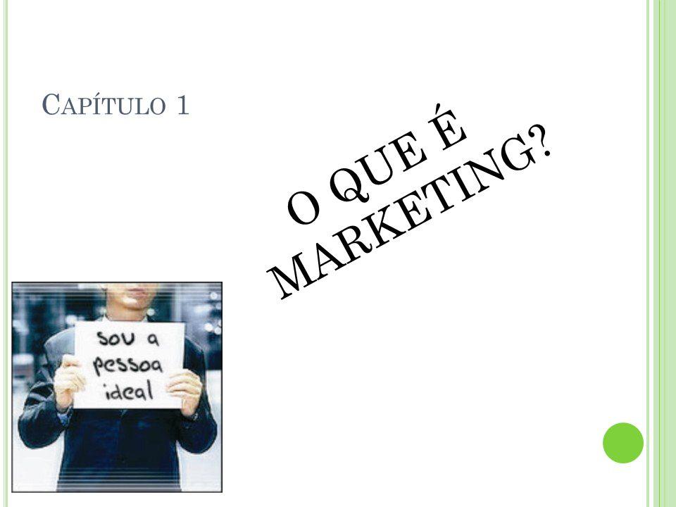 C APÍTULO 6 O PLANO E O PROFISSIONAL DE MARKETING?