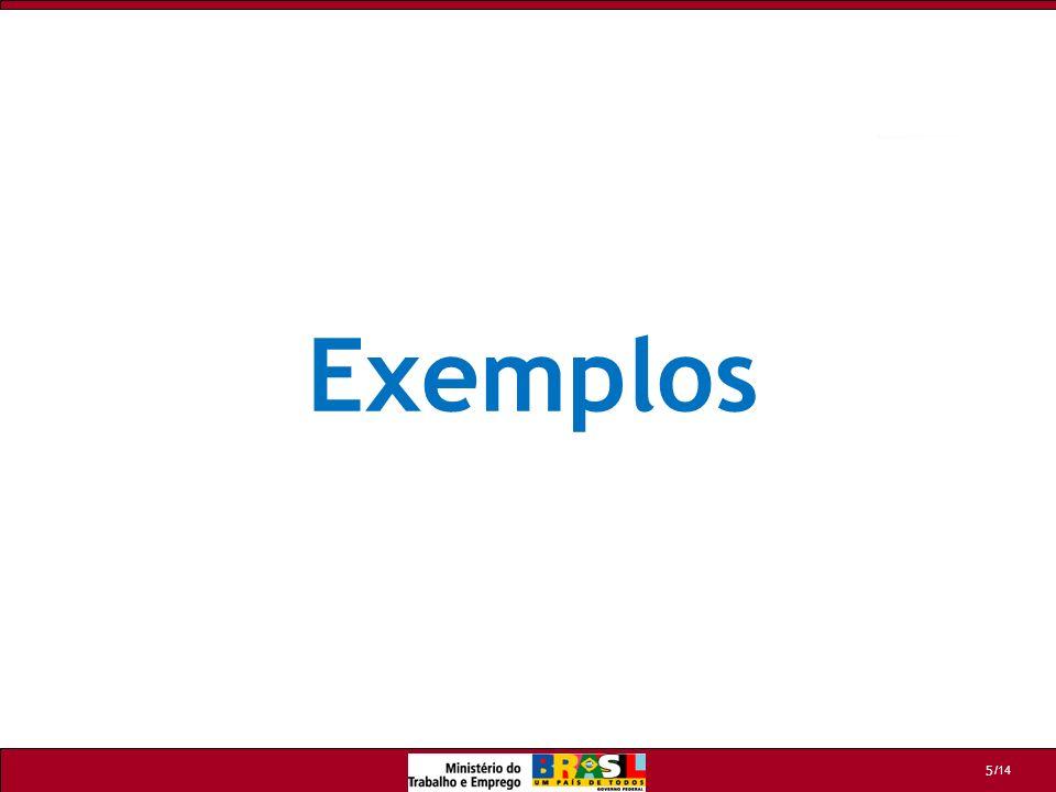 /14 5 Exemplos