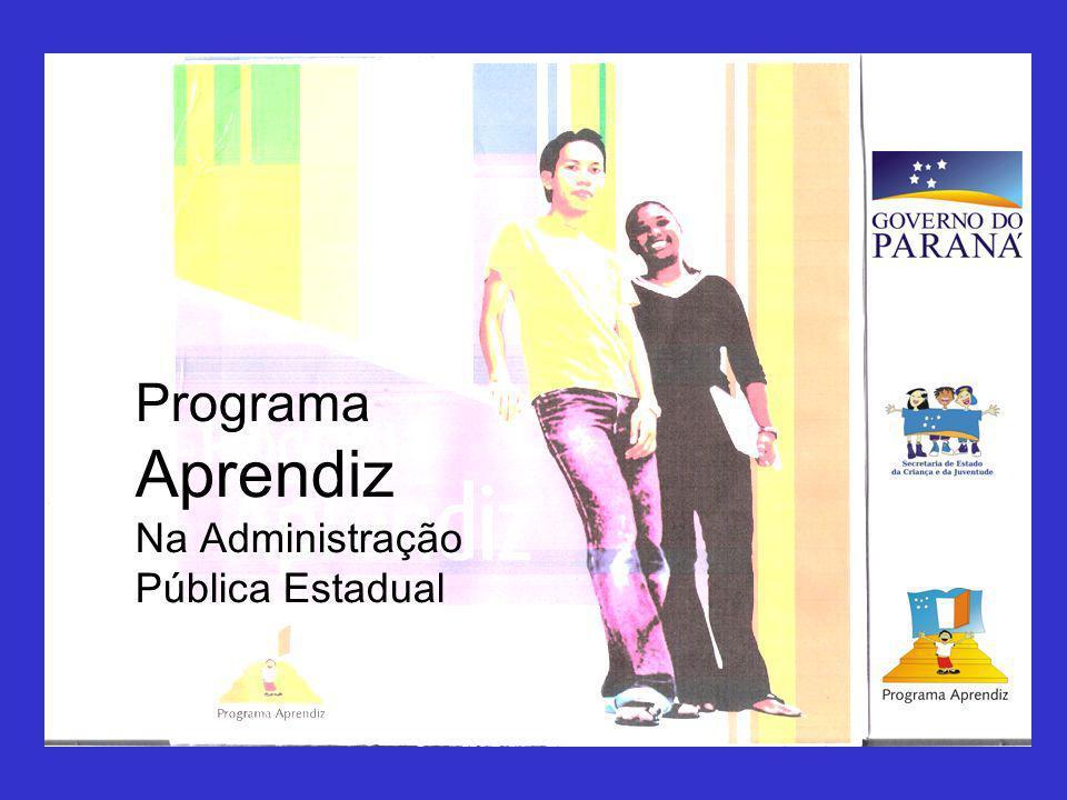 Programa Aprendiz Na Administração Pública Estadual
