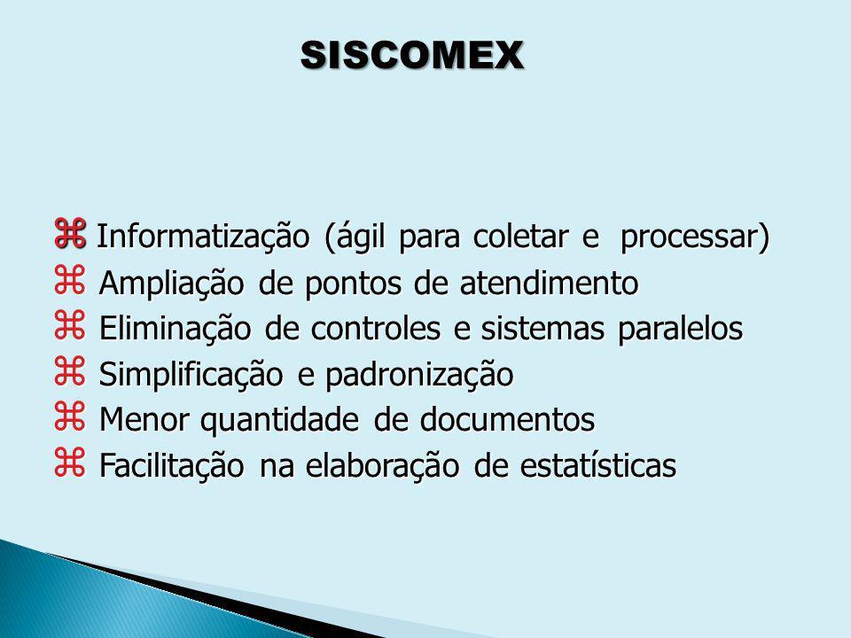 Informatização (ágil para coletar e processar) Informatização (ágil para coletar e processar) Ampliação de pontos de atendimento Ampliação de pontos d