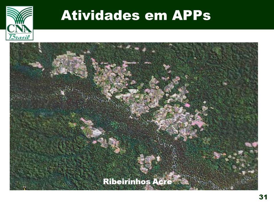 31 Atividades em APPs Ribeirinhos Acre