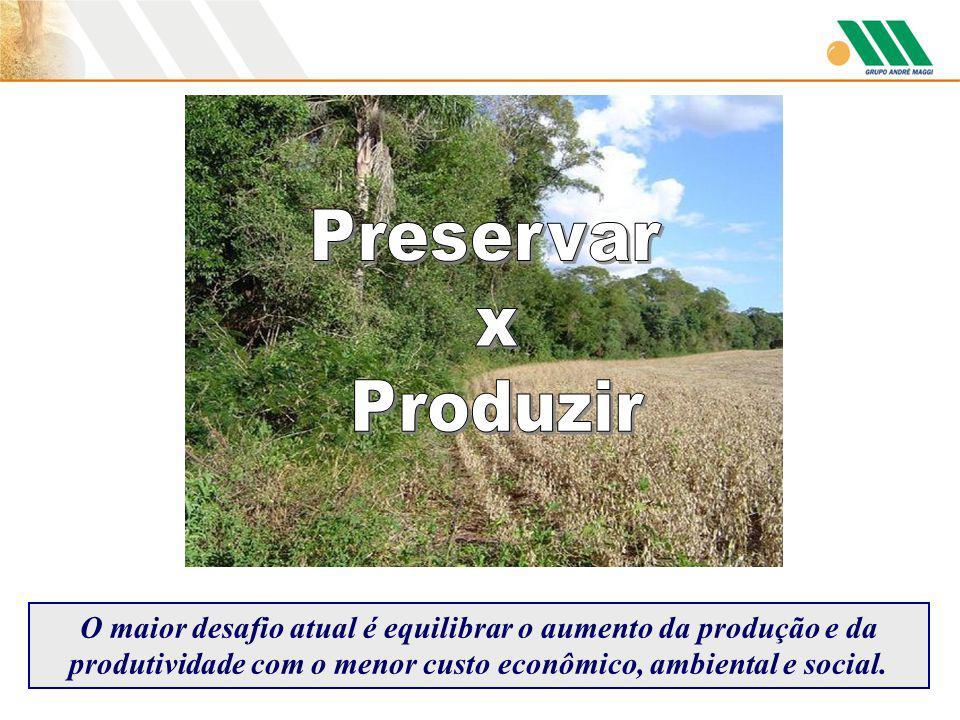 Agrotóxicos Desmatamento Impactos ambientais Dependência de insumos Recursos naturais não renováveis DESAFIO AMBIENTAL