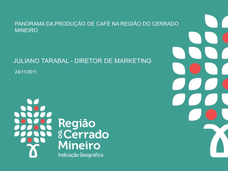 Região do Cerrado Mineiro   Título   Data A REGIAO - LOCALIZAÇÃO