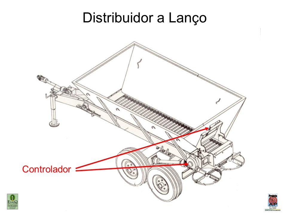 Distribuidor a Lanço Controlador