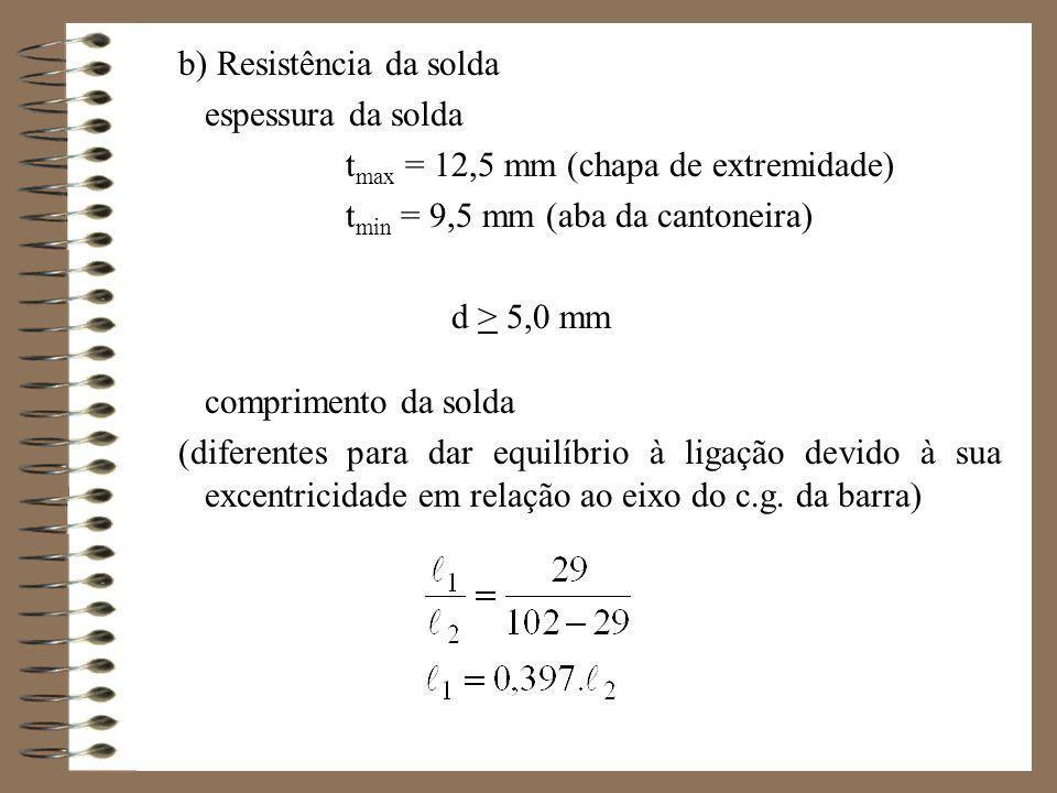 metal base: A MB = 0,5.(1+0,397)l 2.2= 1,397.l 2 N c = 0,9.