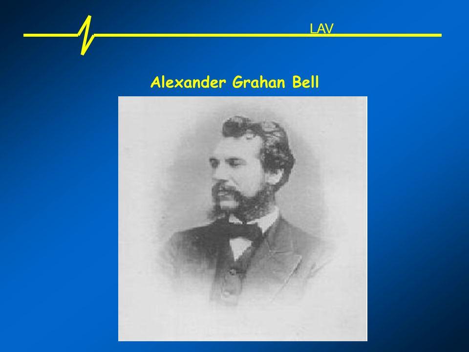 LAV Alexander Grahan Bell
