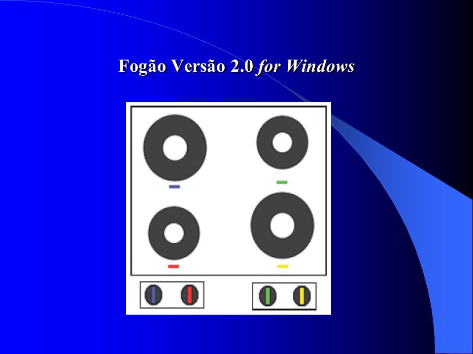 Fogão Versão 2.0 for Windows