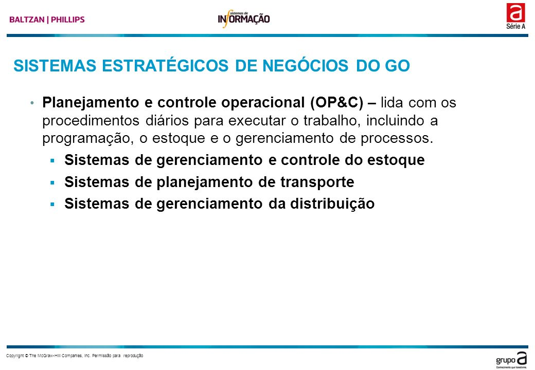 Capítulo 8 Copyright © The McGraw-Hill Companies, Inc.