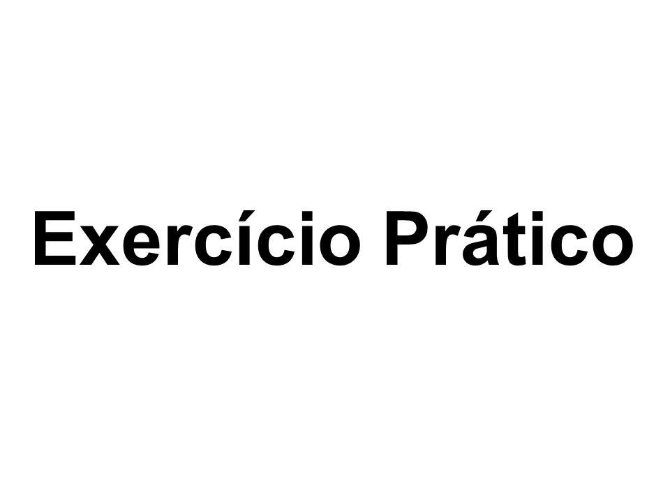 Exercício Prático