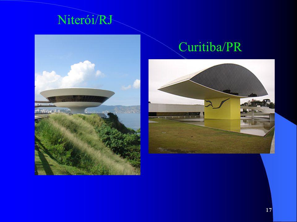 17 Niterói/RJ Curitiba/PR