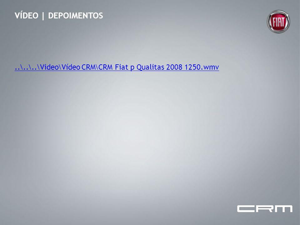 VÍDEO | DEPOIMENTOS..\..\..\Video\Vídeo CRM\CRM Fiat p Qualitas 2008 1250.wmv