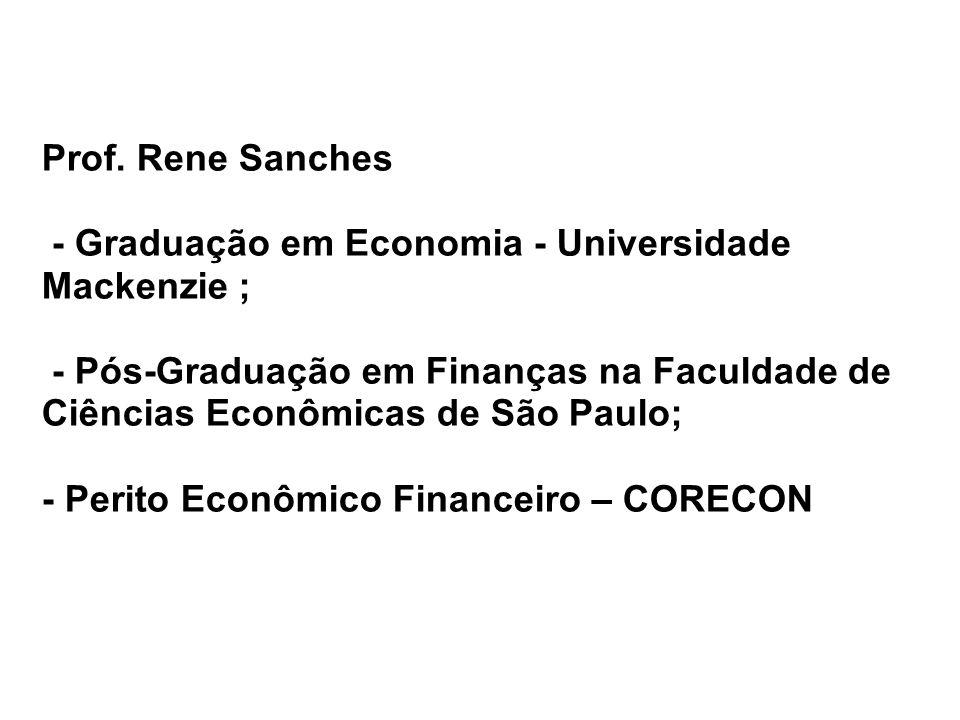 Experiência Profissional: 28 anos na área Bancária & Financeira Banco Safra – Mesa de operações (Ativos e Passivos); BankBoston – Área Técnica – Gerente Financeiro; Controlbac – Montagem e estruturação de Bancos; Banco Mercedes-Benz – Gerente Geral de Cobrança; BTG – Recovery - Securitizadora (Administração da Carteira do Banco Lehmann Brothers no Brasil); Gerente Executivo – Telefônica; Gerente Executivo – Credigy – Securitizadora; Sócio Diretor da R$$ Consultoria Financeira; Diretor Financeiro - CONESPA