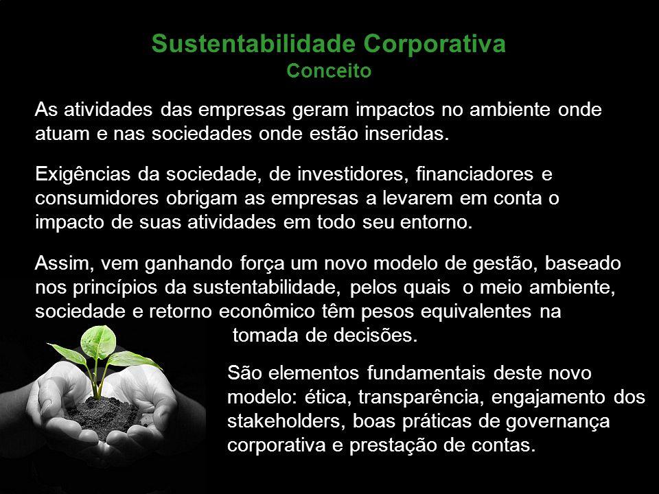 Marketing de Serviços Profa. Camila Krohling Colnago As atividades das empresas geram impactos no ambiente onde atuam e nas sociedades onde estão inse