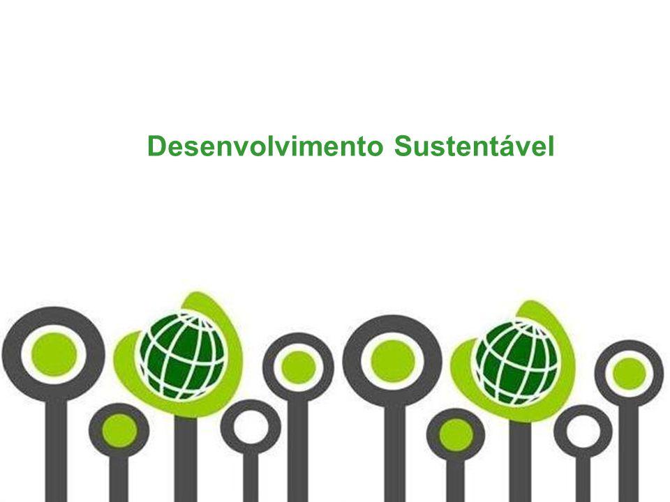 Marketing de Serviços Profa. Camila Krohling Colnago Desenvolvimento Sustentável