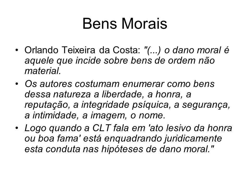 Bens Morais Orlando Teixeira da Costa: