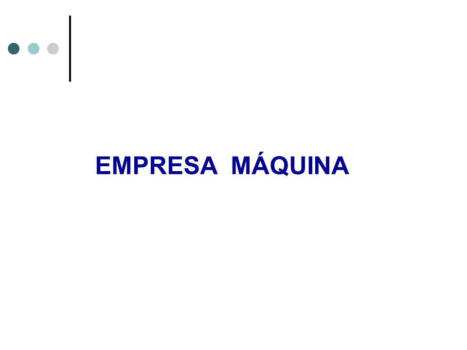 EMPRESA MÁQUINA