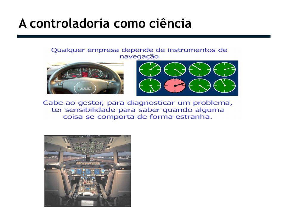 A controladoria como ciência