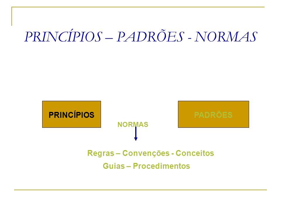 IFRS PRINCÍPIOS INTERNACIONAL FINANCIAL REPORTING STANDARS (NORMAS INTERNACIONAIS DE CONTABILIDADE) Princípio é causa da qual algo procede Princípio é a ORIGEM Os Princípios Preceitos Básicos e Fundamentais de uma Doutrina SÃO IMUTÁVEIS