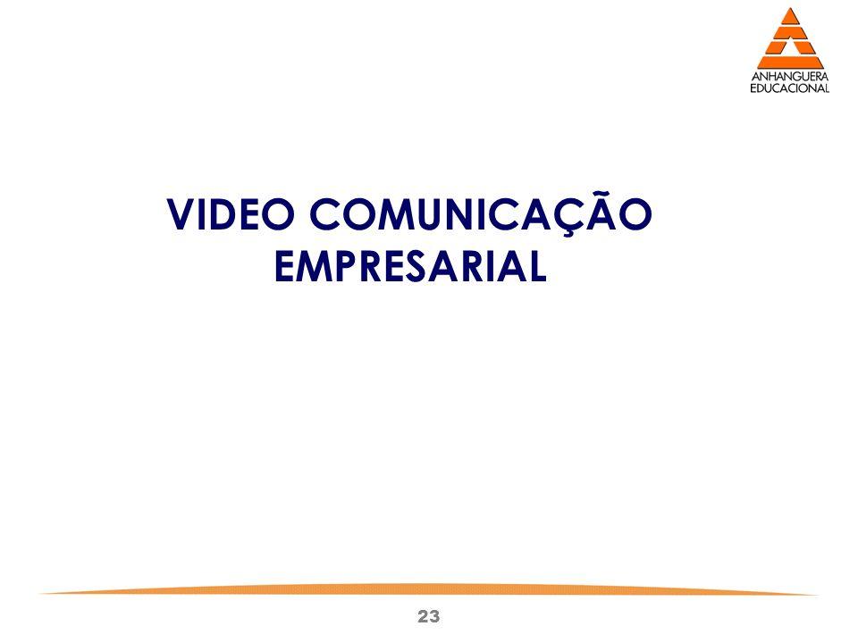 23 VIDEO COMUNICAÇÃO EMPRESARIAL