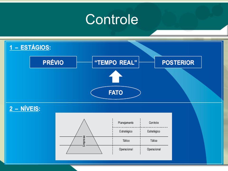 http://unigalera.vilabol.c om.br Controle Estratégico Tipo especial de controle organizacional que se concentra na monitoração e avaliação do processo de administração estratégica para garantir que funcione adequadamente (CERTO, 2005).