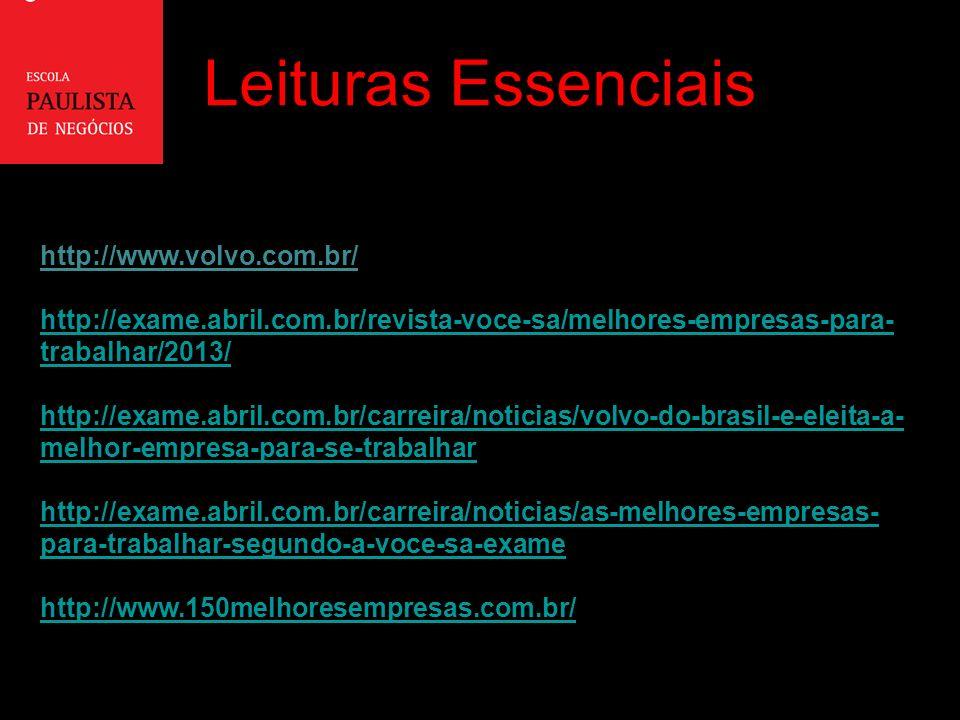 http://www.volvo.com.br/ http://exame.abril.com.br/revista-voce-sa/melhores-empresas-para- trabalhar/2013/ http://exame.abril.com.br/carreira/noticias