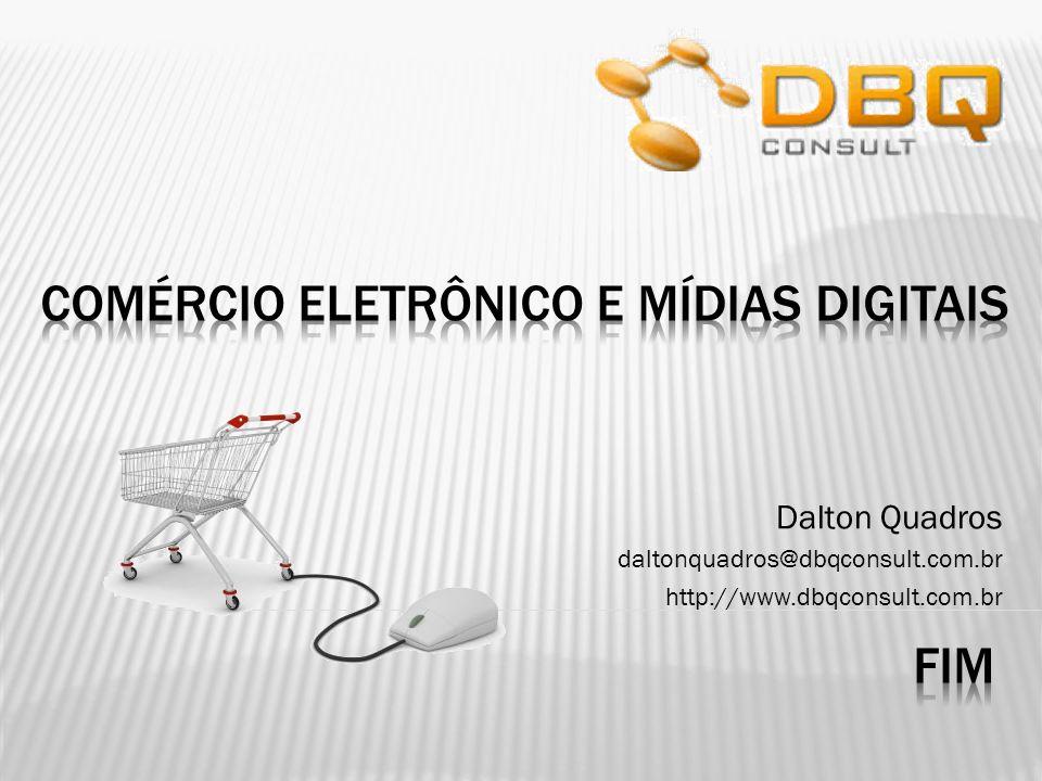 Dalton Quadros daltonquadros@dbqconsult.com.br http://www.dbqconsult.com.br