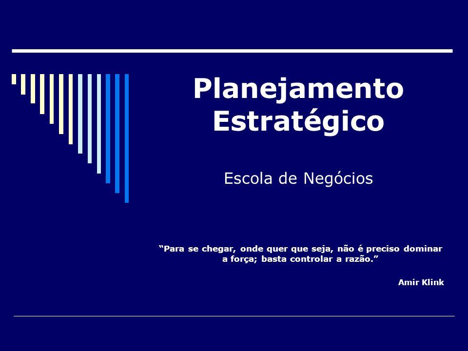 Princípios do Planejamento O planejamento é regido por 04 princípios a saber: 1.