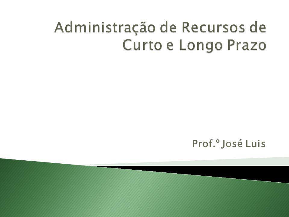 Prof.º José Luis