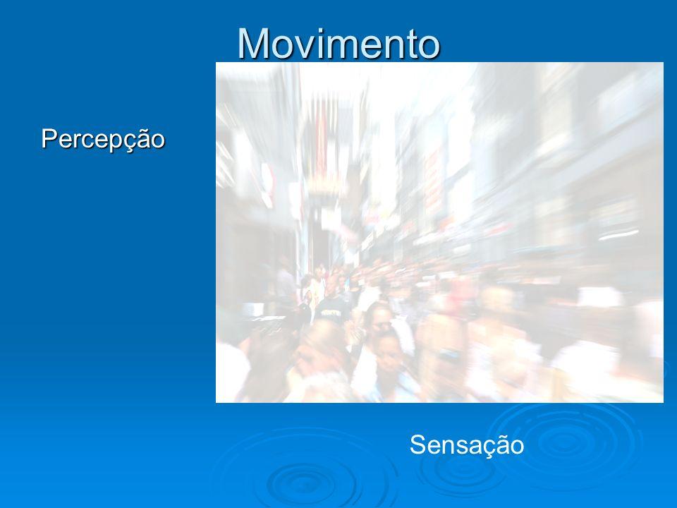 MovimentoPercepção Sensação