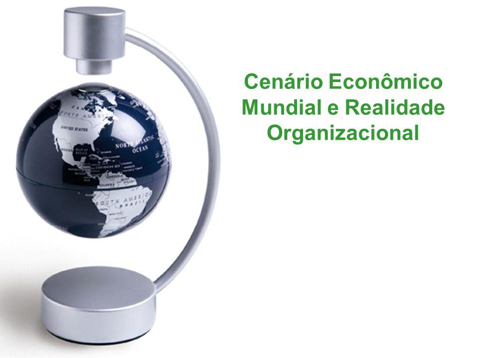 Cenário Econômico Mundial e Realidade Organizacional os ambientalistas não são contra o marketing e o consumo; eles apenas desejam que as pessoas e as organizações tenham mais cuidado com o meio ambiente.