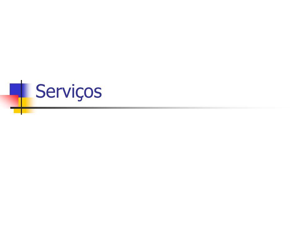 Configuração do httpd /etc/init.d/httpd /etc/httpd/conf/httpd.conf arquivo de configuração do httpd httpd {start stop restart status} /sbin/service httpd status /sbin/chkconfig --level 345 httpd on comando usado para alterar a inicialização dos serviços