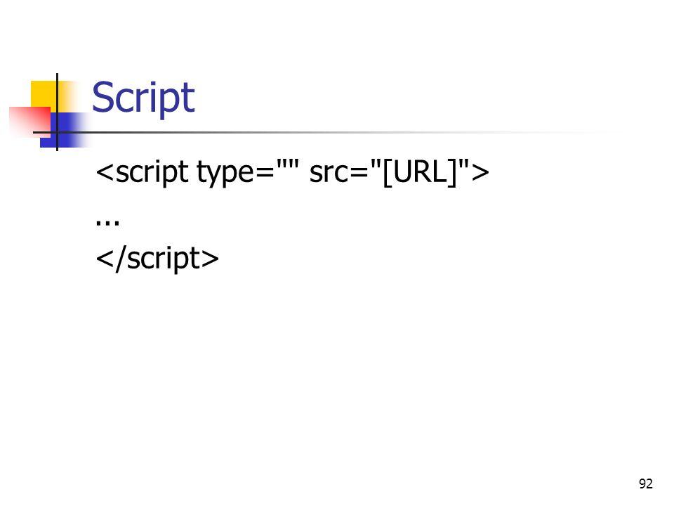 92 Script...