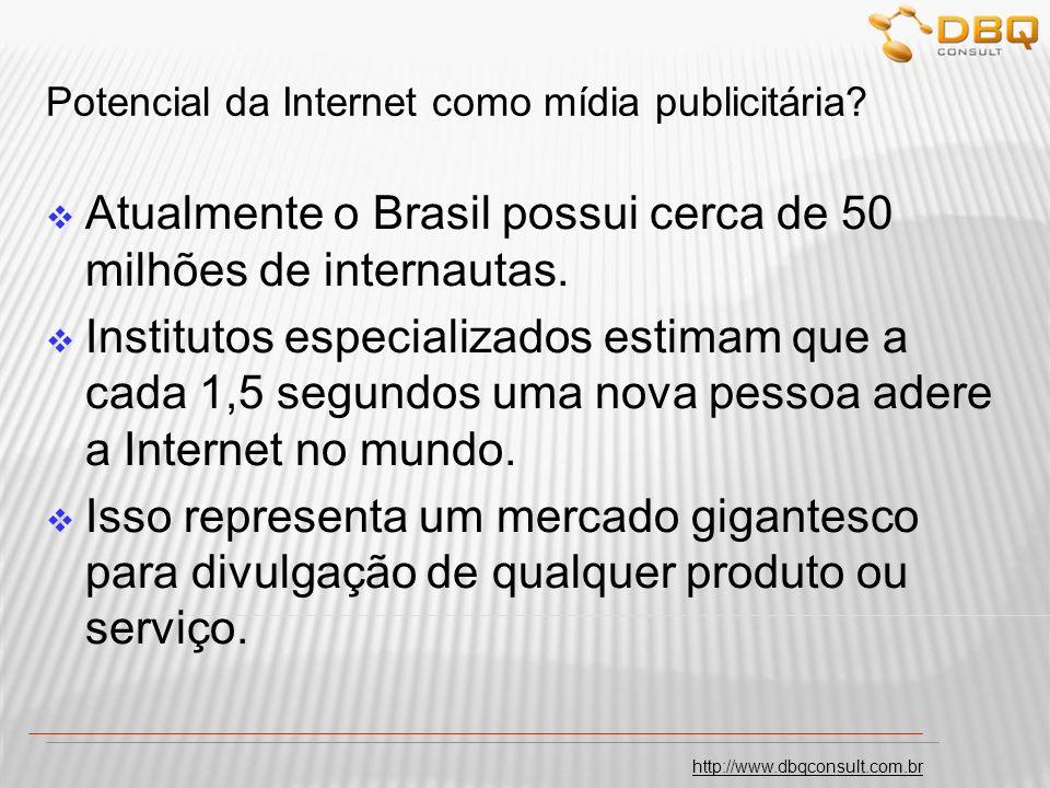 http://www.dbqconsult.com.br Padrões internacionais de Banners Publicitários para a web.