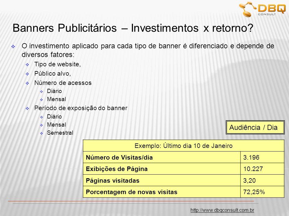 http://www.dbqconsult.com.br Modelo padrão de exposição dos Banners Publicitários no website?