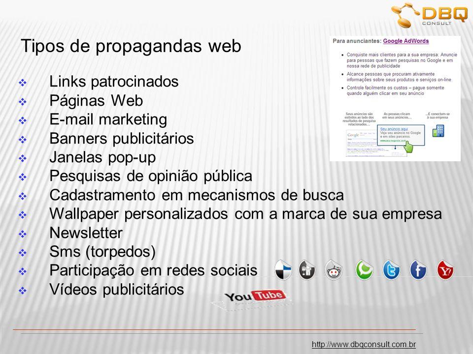 http://www.dbqconsult.com.br Utilização de Meta tags DBQ CONSULT - Consultoria empresarial em Tecnologia, Internet e Processos