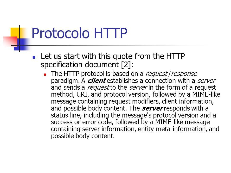 Capítulo 3 – Aprendendo HTTP HTTP é um protocolo stateless no qual o cliente faz uma requisição (request) ao servidor que envia uma resposta (response) e então a transação é finalizada