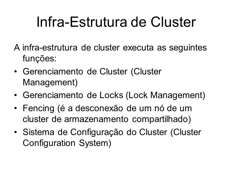 Gerenciamento de Cluster (Cluster Management)