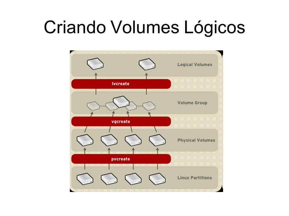 7 – Global Network Block Device (GNBD) GNBD consiste de dois componentes principais: –GNBD cliente: executa em um nó com GFS e importa um bloco exportado por um servidor GNDB –GNBD servidor: executa em outro nó e exporta block-level storage de seu storage local (diretamente conectado ou via SAN)