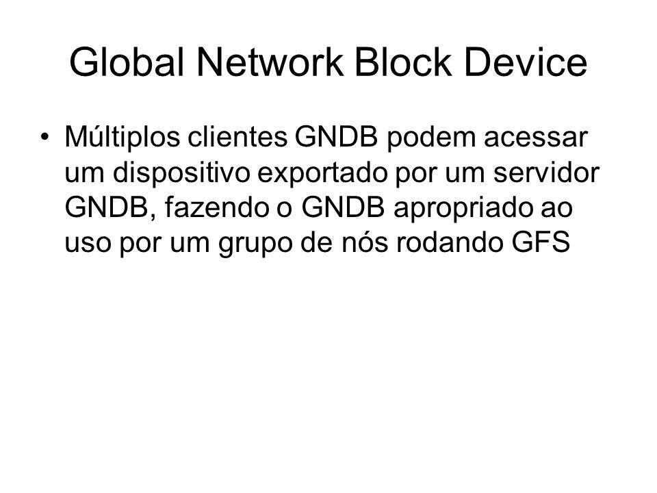 Visão Geral do GNBD (Global Network Block Device)