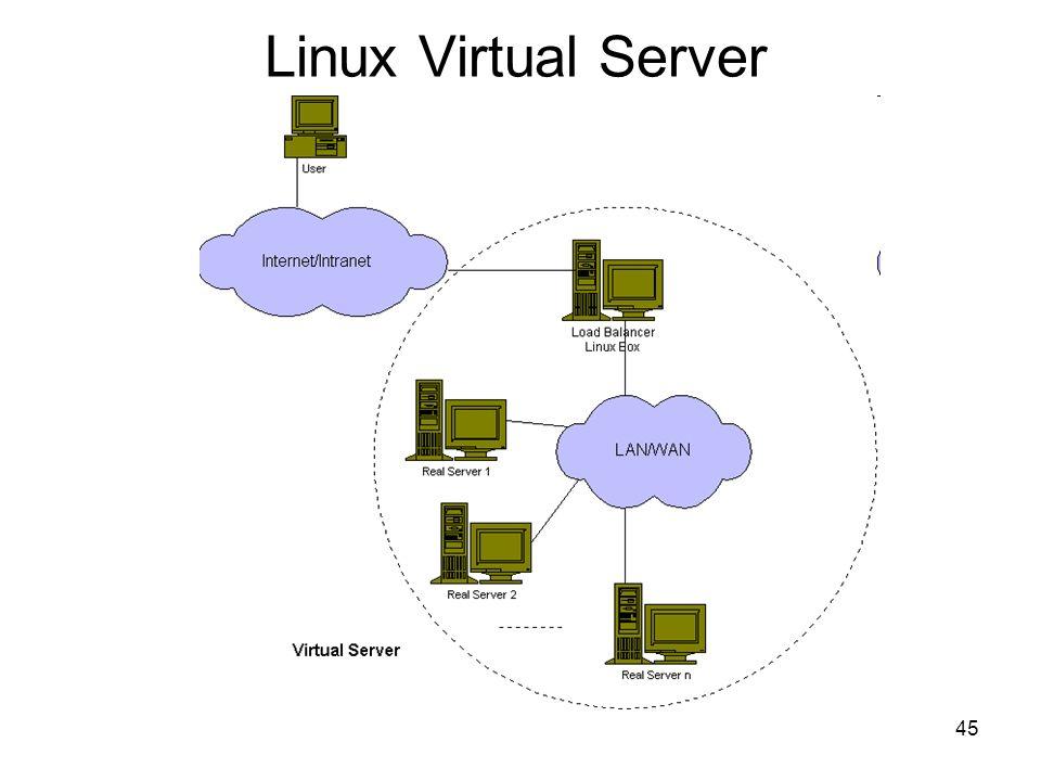45 Linux Virtual Server