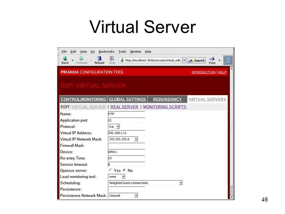 46 Virtual Server