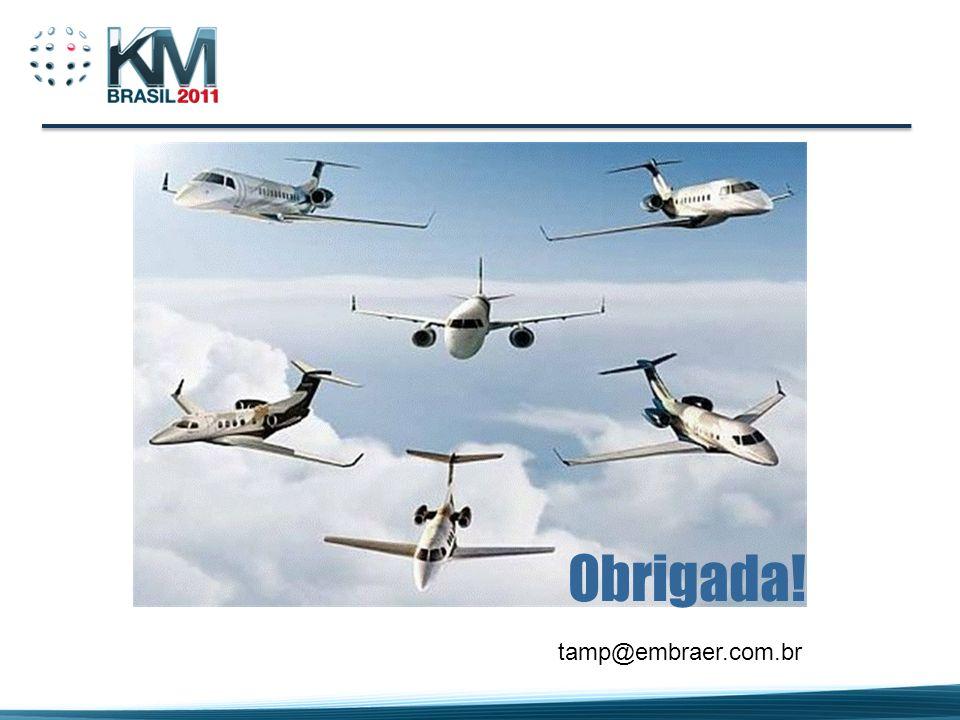 Obrigada! tamp@embraer.com.br