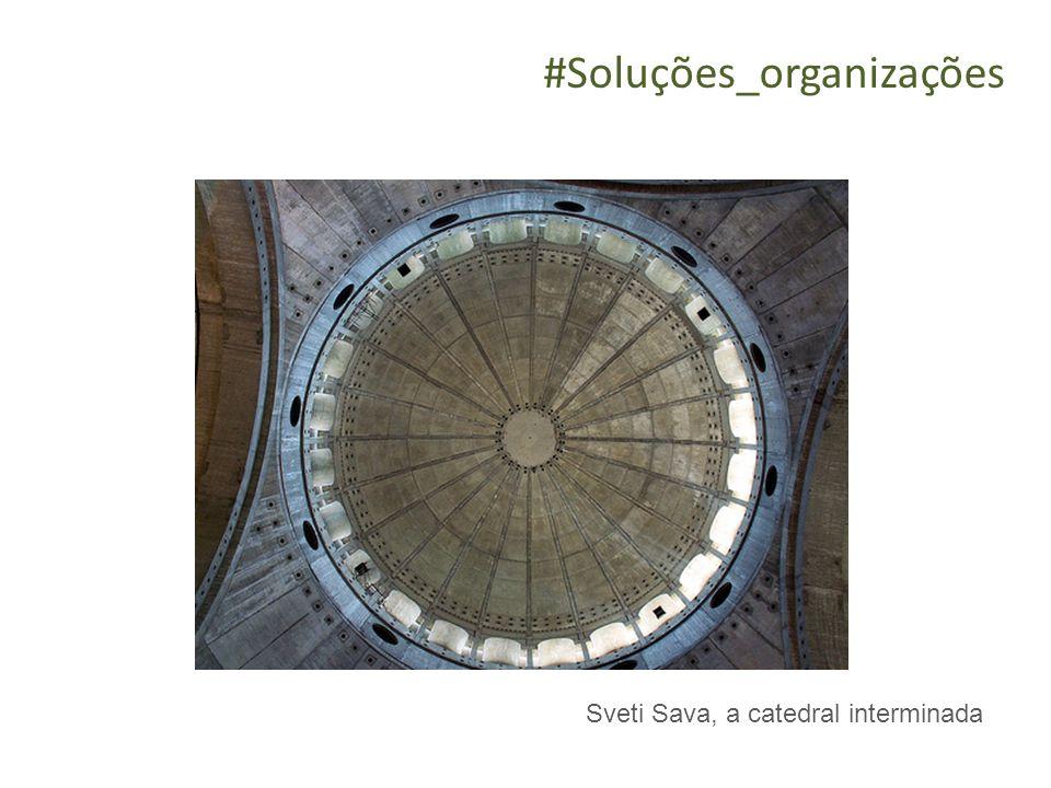 #Soluções_organizações Sveti Sava, a catedral interminada