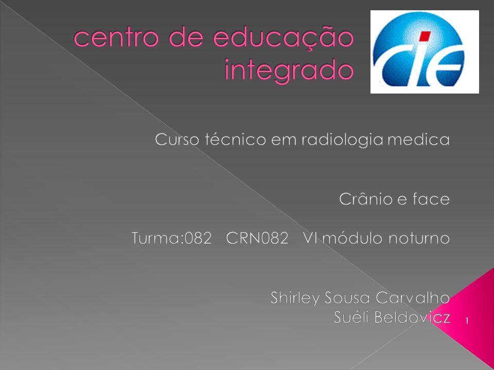 Trabalho de modulo do centro de educação integrado para obtenção de nota.