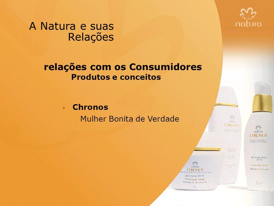 Mamãe e Bebê relações com os Consumidores Produtos e conceitos A importância do vínculo entre mãe e filho A Natura e suas Relações