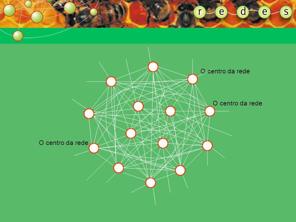 O centro da rede